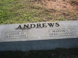 Lizzie <i>Dillion</i> Andrews
