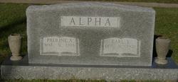 Pauline Adele <i>Ender</i> Alpha