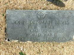 John Denman Bevis