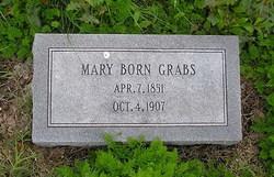 Mary Born Grabs