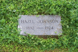 Mattie Hazel <i>Joplin</i> Johnson