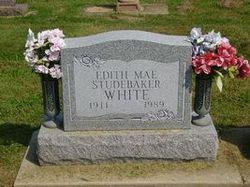 Edith Mae <i>Studebaker</i> White