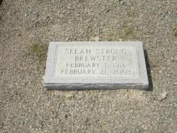 Selah <i>Strong</i> Brewster