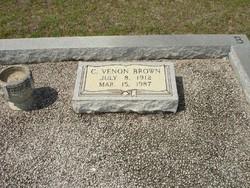 C. Venon Brown