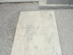 Adilene W. Burke
