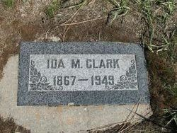 Ida M <i>Davidson</i> Clark