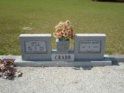 John L. Big John Crabb