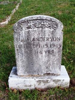 Lula Anderson