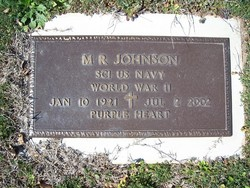 M R Johnson