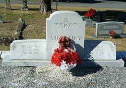 Bertha Ann <i>Porter</i> Abernathy
