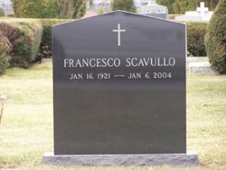 Francesco Scavullo