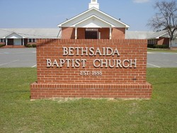 Bethsaida Baptist Church Cemetery