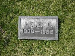 Helen D Rowan