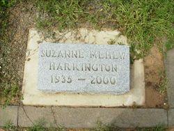 Suzanne <i>Mehew</i> Harrington