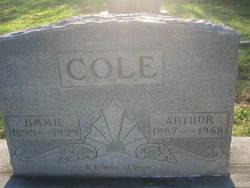 Jimmie Bertha <i>Frensley</i> Cole