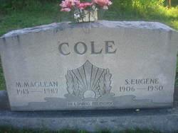 Mary Magalene <i>Allen</i> Cole