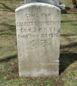 Charles W Brunnemann