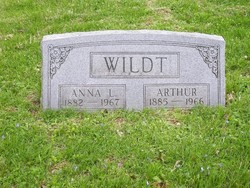 Anna Magdalena <i>Damm</i> Wildt