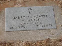 Harry Dexter Crowell
