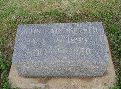 John Earl Jack Keller