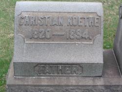 Christian Koethe