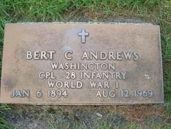Bert C. Andrews