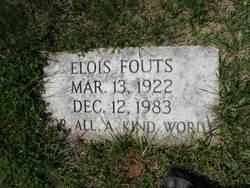 Elois <i>Fouts</i> Ijames