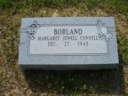 Margaret Jewell <i>Connell</i> Borland