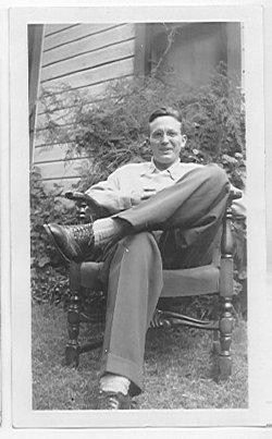 Henry Ward Hank Clark