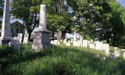 Allen Teator Road Cemetery