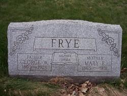George Washington Frye