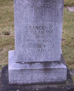 Francis Sylvester Frank Callaham