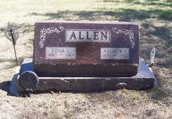 Edna Leone <i>Mills</i> Allen