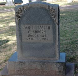 Daniel Joseph Buck Chadborn