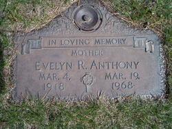 Evelyn Ruth <i>Ladd</i> Anthony