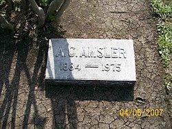 Arthur Cleveland Amsler