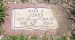 Mark A Jones