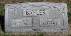 Cora M. <i>Hough</i> Bayler