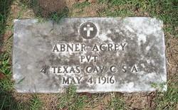 Abner (Absolem) Donald Ace Acrey, Jr