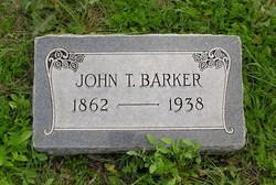 John Thomas Tom Barker