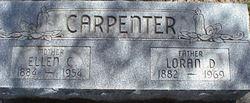 Ellen <i>Johnston</i> Carpenter