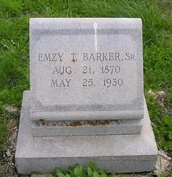 Emzy Taylor Barker, Sr