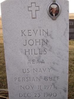 Kevin John Hills