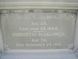 Smith Samuel Caldwell