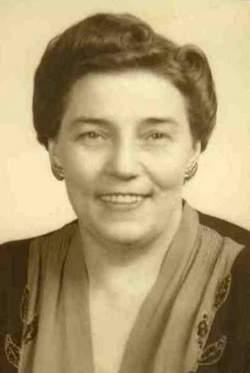 Adehla Wilhema Nana <i>Schlenvogt</i> Stoddard