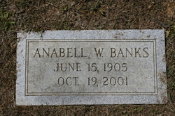 Anabell <i>West</i> Banks