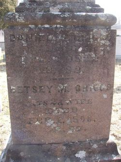 Betsy <i>Moseley</i> Griggs