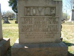 Pvt Warren Finley Hoyle