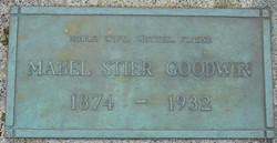 Mabel <i>Stier</i> Goodwin