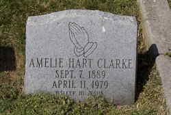 Amelie <i>Hart</i> Clarke